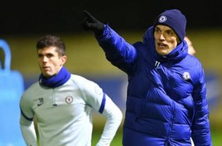 Tuchel has worked with a number of Chelsea's players before, including former Borussia Dortmund attacker Christian Pulisic