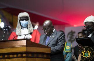President Akufo-Addo Reduces Ministries To 29