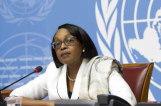 Dr Matshidiso Moeti - WHO Regional Director for Africa