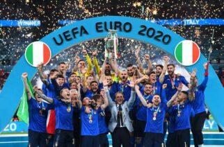 England Beaten By Italy On Penalties In Euro 2020 Final