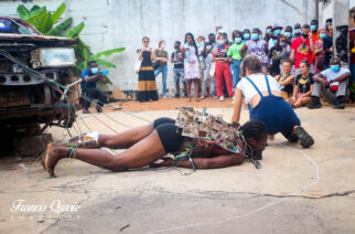 Chale Wote Street Art Festival 2021 in Clicks and Shots!