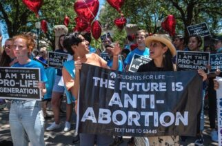 Anti-abortion demonstrations have been taking place in Texas