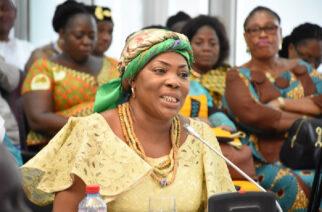 Elizabeth Sackey unanimously endorsed as Accra mayor