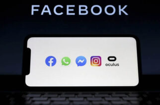 Facebook, Whatsapp And Instagram Suffer Outage