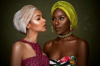 Beautiful Headwrap Editorial Shoot By Prince Meyson