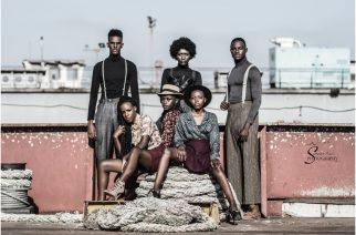 Ugandan Photographer Ivan Ssebuuma's Takes On Slavery In 'Vintage Style' Inspired Shoot