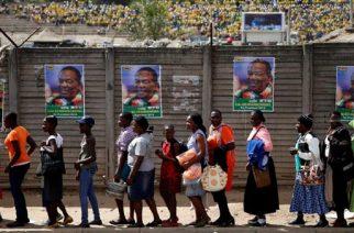 Zimbabwe Votes On July 30 In First Post-Mugabe Polls