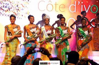 Miss Cote D'Ivoire 2018