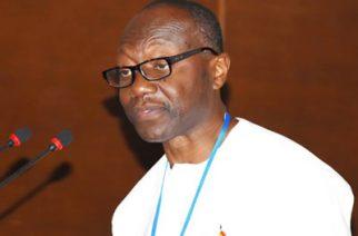 Mr Ken Ofori-Atta - Minister of Finance