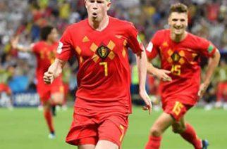 Belgium Beat Brazil To Reach Semi-Final