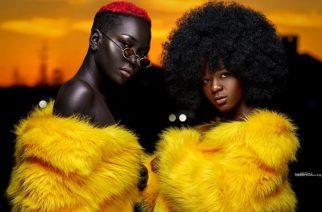 Queen Nyakim In Classic Photo shoot by T.Berry