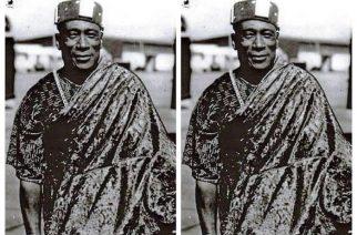 Nii Kwabena Bonnie III was an influential chief from Osu Alata, Ghana