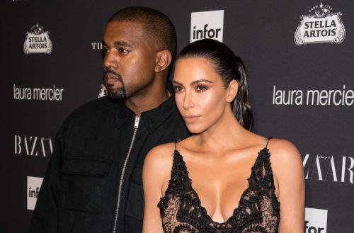 Kim Kardashian 'Files To Divorce Kanye West'