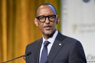 Paul Kagame is President of Rwanda