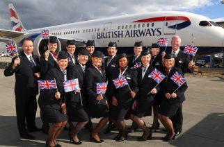Coronavirus: British Airways Reaches Deal To Suspend 36,000 Staff