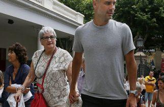 Man City Coach Guardiola's Mother Dies After Coronavirus Infection