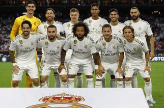 Real Madrid Players To Take 10-20% Pay Cut Amid Coronavirus Pandemic