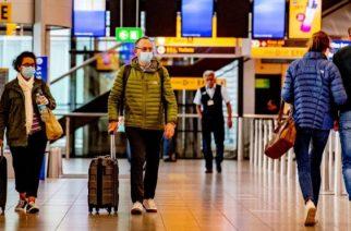 Coronavirus: Air Passengers Told To Wear Face Masks