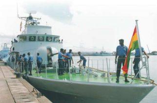 Ghana Navy Averts Pirate Attack On Fishing Vessel