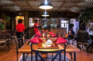 COVID-19: Restaurant Patronage Drops In Accra