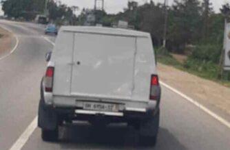 Attacks On Bullion Vans By Armed Robbers: Fresh Case On Kasoa-Winneba Road