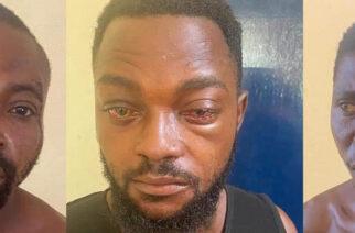 Volta Region: 3 Murder Suspects In Police Custody